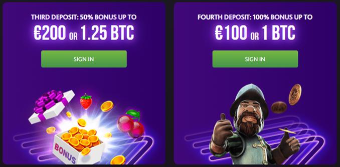 7bitcasino bonus
