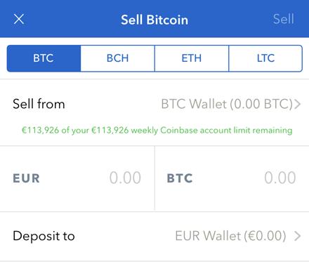 Coinbase Send betalinger via lommeboken